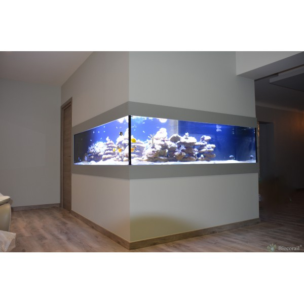devis aquarium sur mesure biocorail