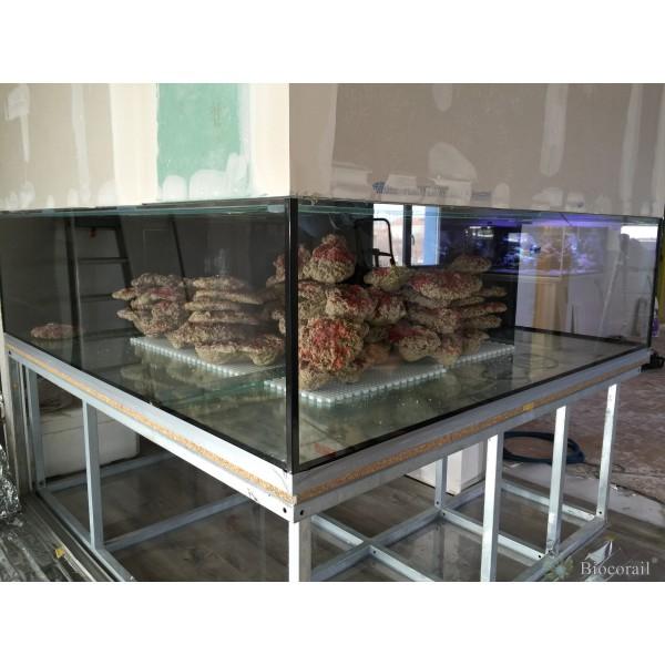 devis aquarium sur mesure biocorail