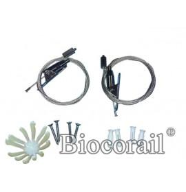 AQUAVIE Kit de suspension pour rampe GrassyCore Sealight LED