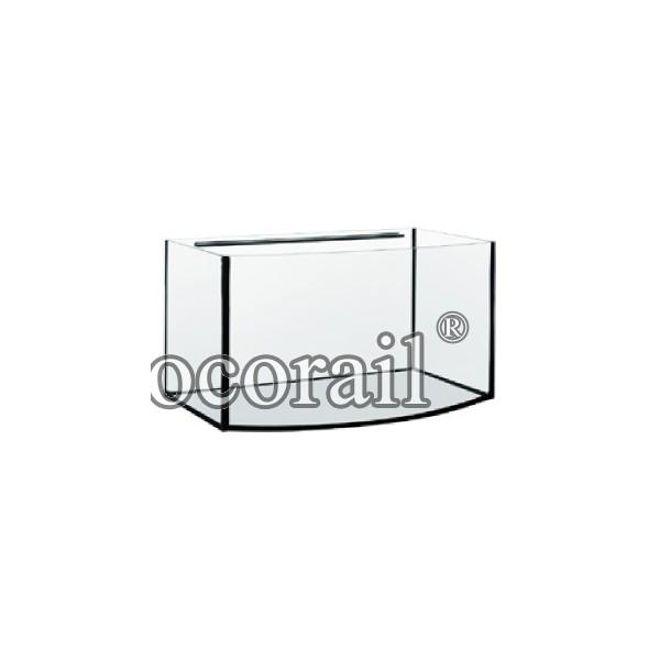 Aquarium- 450L- cuve nue bombée -150x50x60 cm