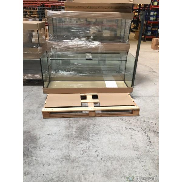 Aquarium cuve nue - 450 L - 150x50x60 cm