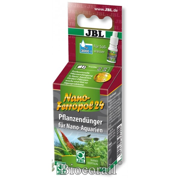 Nano Ferropol 24 - 15ml  - JBL